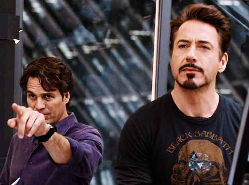 banner and stark